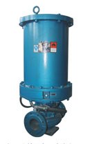 QG型双栖式管道泵